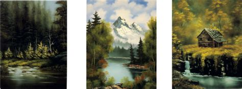 bob ross painting classes seattle restless painting mousse fionn meade