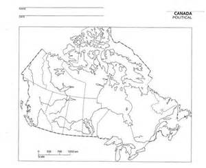 blank map of canada with lakes and rivers canada geography map quiz