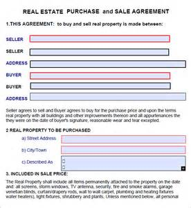 Purchase Agreement Template Real Estate by Best Photos Of Property Sale Contract Real Estate Sales