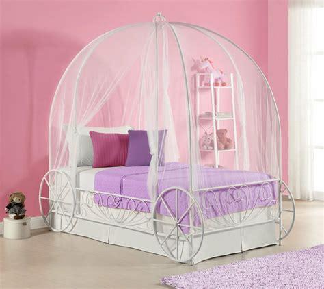 Princess Canopy Beds by Disney Princess Cinderella Fairytale Carriage