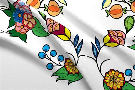 beadwork on fabric ojibwe beadwork pattern fabric racheldennis butzin