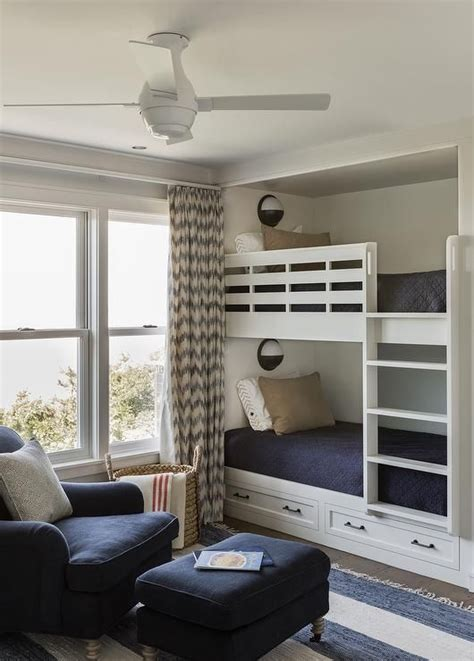 built in wall bunk beds 17 best ideas about built in bunks on