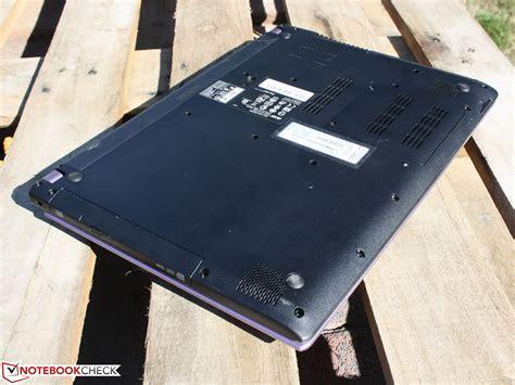 Casing Laptop Acer Aspire V5 431 review acer aspire v5 431 notebook notebookcheck net reviews