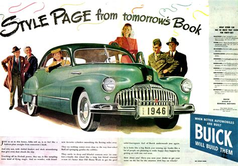 buick advertising pin buick ad 04 19 1965 on