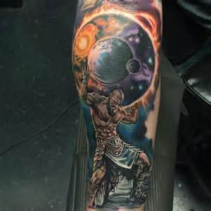 mythology sleeve tattoos on instagram