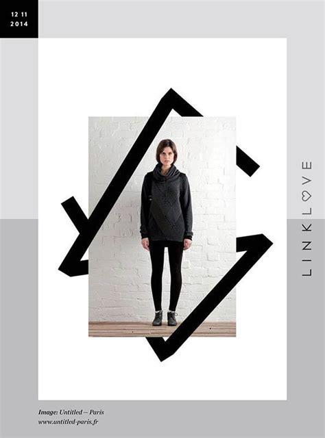 minimalist graphic design layout nubby twiglet link love untitled paris magazines