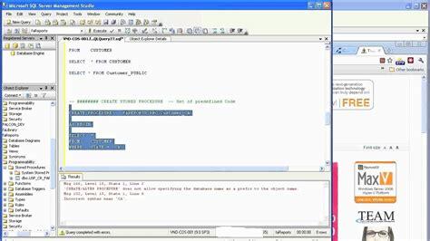 sql query analyser tutorial image gallery sql basics