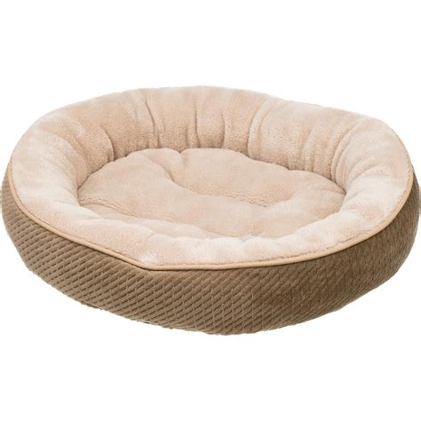 kitten beds petco textured round cat bed in sand petco