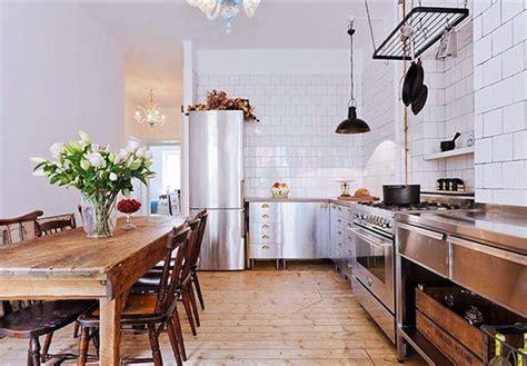 cucine acciaio e legno mobili in acciaio per cucina usati design casa creativa