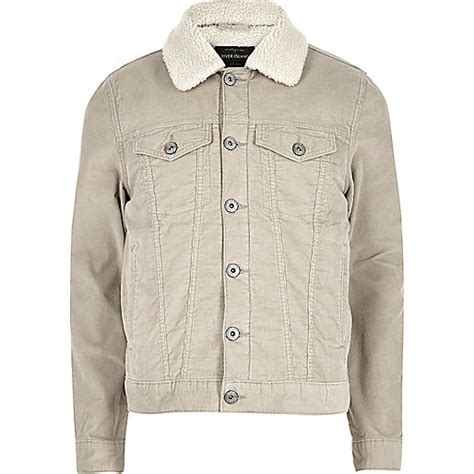 Fleece Lined Corduroy Jacket fleece lined corduroy jacket coats jackets