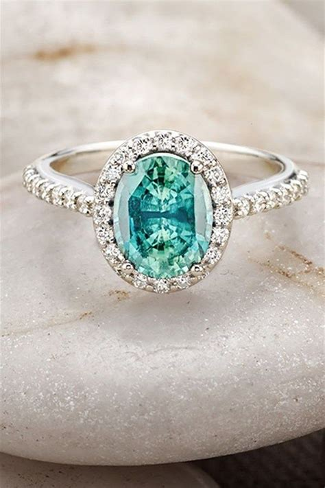 colored wedding bands best 25 colored engagement rings ideas on