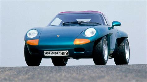 Porsche Panamericana by Tg S Guide To Concepts The Shocking Porsche Panamericana