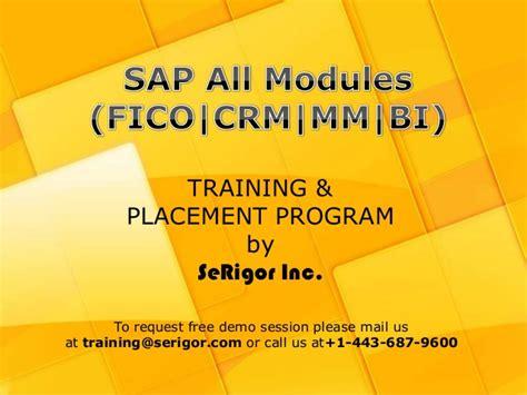sap crm tutorial for beginners pdf sap training ppt