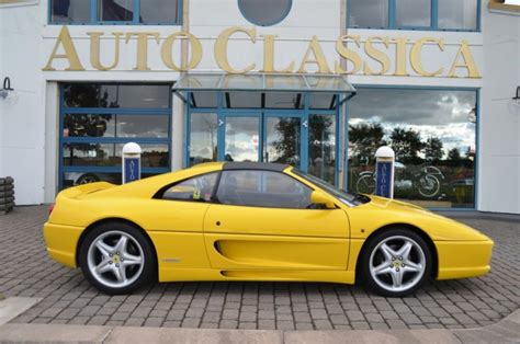 1995 f355 for sale f355 gts 1995 convertible sold classicdigest