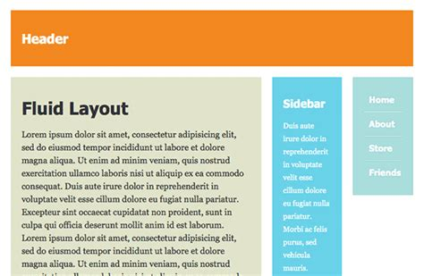 web liquid layout responsive web design demystified