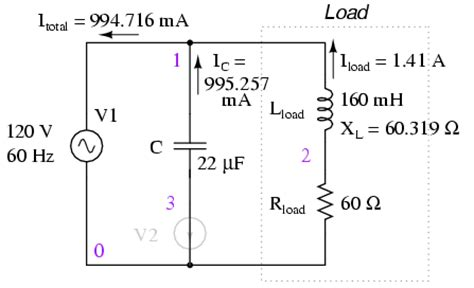 capacitor parallel to load lessons in electric circuits volume ii ac chapter 11