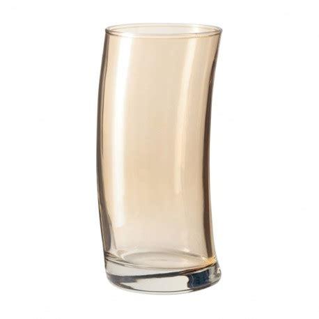bicchieri leonardo leonardo bicchieri alti swing marrone set 6 pezzi