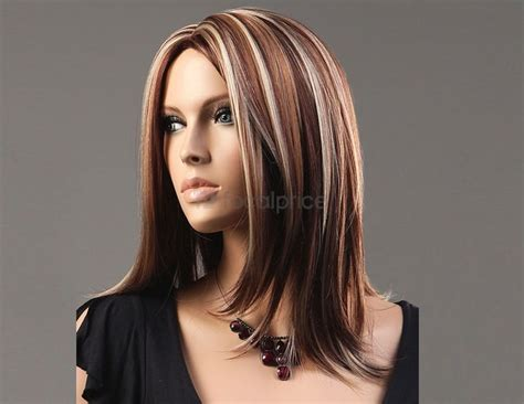 senior women highlight hair colors photos brunette hair with highlights for older women over 50
