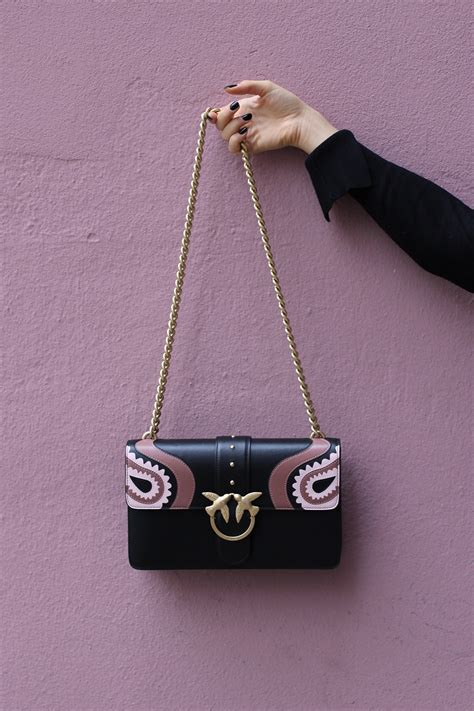 The New Of Pinko by Me Tender With My New Favorite Bag From Pinko