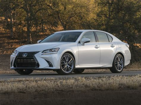 lexus new 2018 new 2018 lexus gs 350 price photos reviews safety