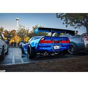 Rocket Bunny Acura NSX  StanceNation™ // Form &gt Function
