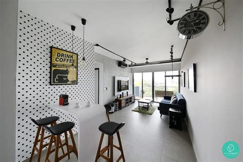 hougang condo interior design renovation space planning 10 popular homes for young couples under 40 000 qanvast