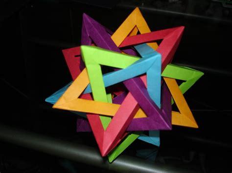 Cool Modular Origami -