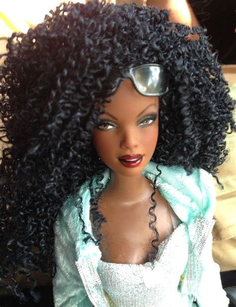 hair beautiful black dolls