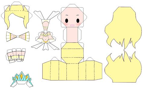 Papercrafts And Other Things Great Stellated - janna papercraft by majesticbananan on deviantart