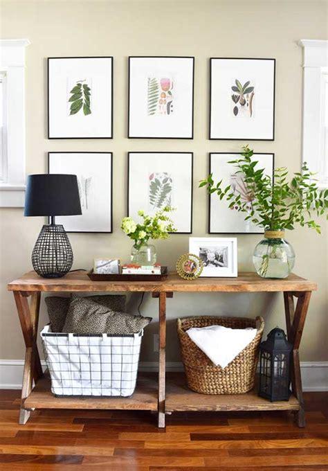 10 ideas para decorar el mueble recibidor mil ideas de