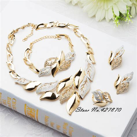buy gold to make jewelry 2016 luxury mosaic 18k gold jewelry fashion