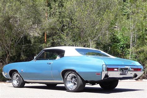 buick gs 455 buick gs 455 stage 1 coupe rhd auctions lot 11