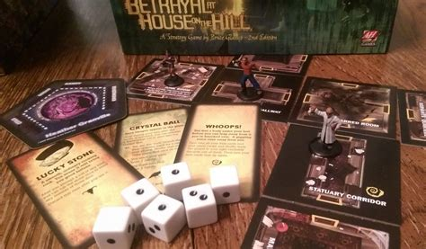 games like betrayal at house on the hill 5 games worth building your night around geek and sundry