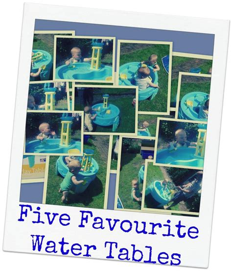 water table for 5 year five for a water tables edspire