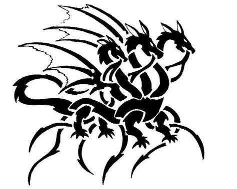 dragon tattoo designs black and white black and white tattoos cliparts co