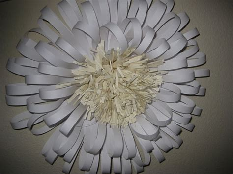 Big Paper Flowers - unavailable listing on etsy