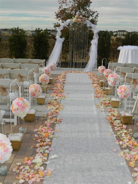 Wedding Aisle Ideas by 33 Best Wedding Ceremony Decor Images On