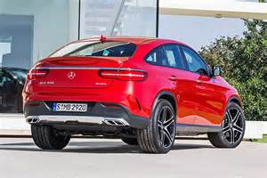 2016 new mercedes gle coupe amg sport coming autos world