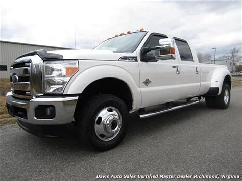 2016 Ford Dually by 2016 Ford F 350 Duty Lariat 4x4 Dually Crew Cab Bed