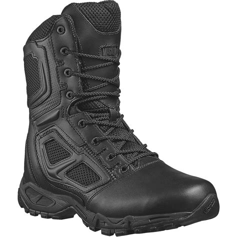 magnum elite spider 8 0 boots black boots 1st