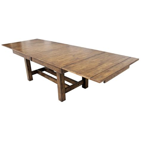 a america mariposa extendable butterfly dining table in