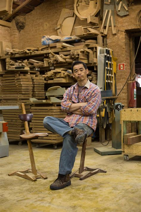 japan meets brazil woodworker morito ebine