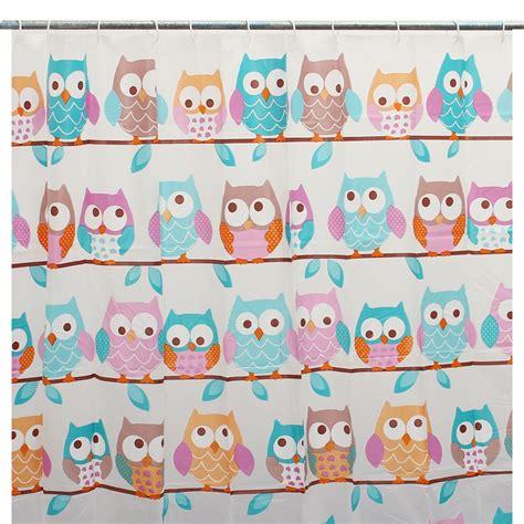 owl peva shower curtain online get cheap owl shower curtain aliexpress com