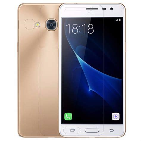 Samsung J3 Pro Black Matte Nillkin Matte Screen Protector For Samsung Galaxy J3