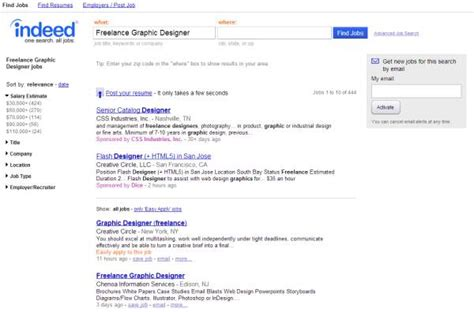 google design vacancies graphic design jobs indeed