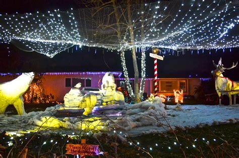 Christmas Lights Woodland Hills Christmas Lights Card