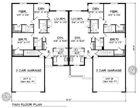 Multi Family Plan 73478 At Familyhomeplans Com Australian Family House Plans
