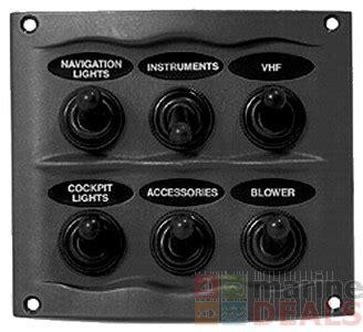 marine switch panel nz buy bep marine 6 way switch panel online at marine deals co nz