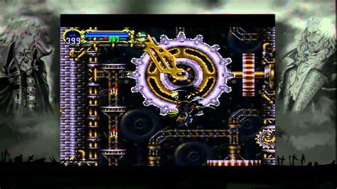 castlevania symphony of the clock room castlevania symphony of the xbox 360 clock tower secret room habitacion torre