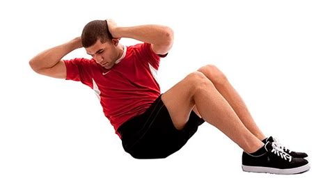 sit ups on bench tip never do twisting sit ups t nation